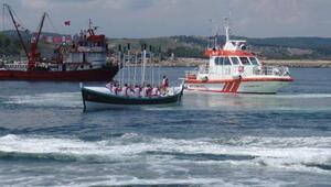 Şilede  Denizcilik ve Kabotaj Bayramı kutlaması
