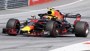 Avusturyada kazanan Verstappen