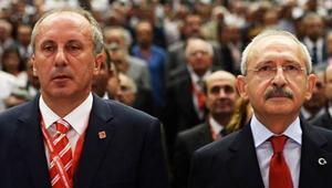 """""""Kılıçdaroğlu gitsin, İnce gelsin"""" dışarıdan gelen bir baskıydı"""