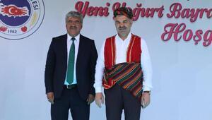Başkan Çelik,festival ağası oldu