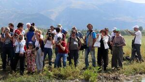 Fotoğraf sanatçılarına safari turu