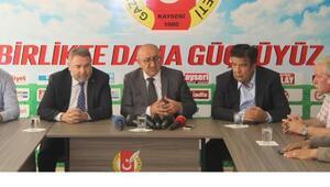 Boydak Holding CEOsu KGCde