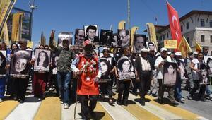 Sivas olaylarında hayatını kaybedenler 25inci yıl dönümünde anıldı (2)
