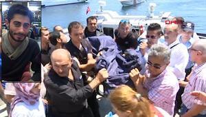 Kartalda denizde kaybolan kişinin cansız bedenine ulaşıldı