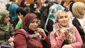 Mülteci kadınlara panel