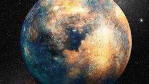 Oluşum aşamasındaki bir öte gezegen görüntülendi