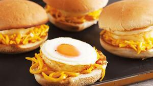 Özellikle kahvaltılarda İlle de yumurta diyenleri heyecanlandıracak öneriler