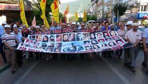 Sivas katliamında ölenler Bursada anıldı