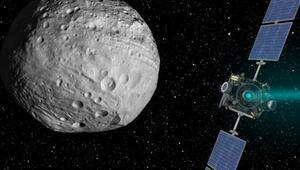 Dawn, cüce gezegen Ceresi alçak irtifadan fotoğrafladı