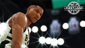 NBA 2K19'un kapak yıldızı Giannis Antetokounmpo oldu