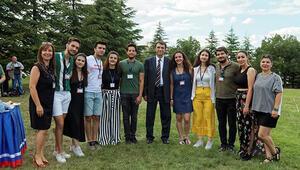 Bilkent Gençlik Akademisi programı coşkuyla tamamlandı