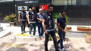 Çeşitli suçlardan aranan 16 kişi tutuklandı