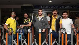 Fenerbahçe taraftarından kombinelere hücum