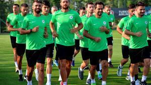 Atiker Konyaspor, kamp için Boluya gitti