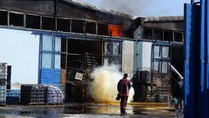 Ankarada Keresteciler Sitesinde yangın (2)