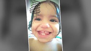 Bir kayıp bebek haberi de İzmirden... Rüya ile anneannesi her yerde aranıyor