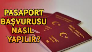Pasaport randevusu nasıl alınır İşte başvuru ekranı