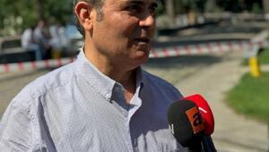Naim Süleymanoğlunun mezarı açılıyor (3)