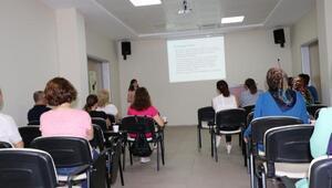 Rize'de Sağlıklı Hayat Merkezi'nde eğitimler başladı