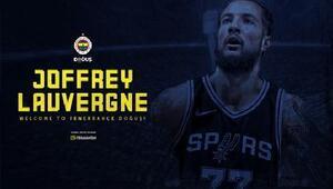 Fenerbahçe Doğuş, Lauvergne ile anlaştı