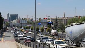 Çalışmalar daha rahat Ankara trafiği için
