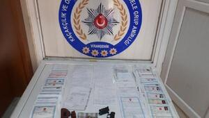 Viranşehir'de tefeci operasyonuna 5 tutuklama