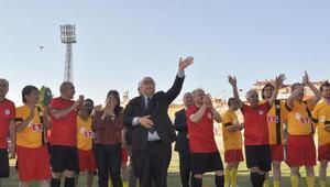Eskişehir Atatürk Stadyumuna veda