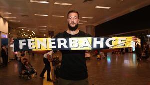 Fenerbahçe Doğuşun yeni transferi Joffrey Lauvergne İstanbulda