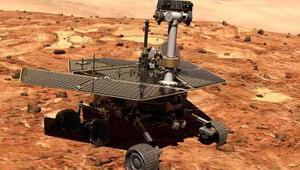 NASAnın Kızıl Gezegendeki aracı kayboldu, haber alınamıyor
