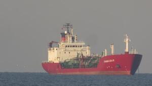 Marmara Denizinde gemi kazası//Ek Fotoğraflar