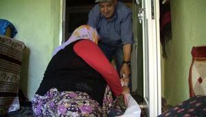 Kas hastası kadın, akülü engelli arabası istiyor