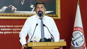 Baro Başkanı Yeşilboğaz: İdamın hukuki mesnedi yoktur
