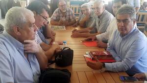 ADD Genel Başkan adayı Batum Ödemişte destek istedi