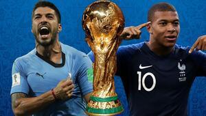 Suarez mi, Mbappe mi Dünya Kupasında çeyrek final heyecanı TEK MAÇ