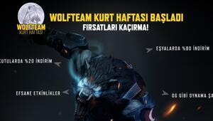 Wolfteam Kurt Haftası indirimleri başlıyor