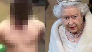 Kraliçe kışlayı ziyaret etti Askerlerin cinsel ilişki videosu ortaya çıkınca...