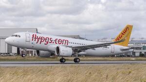 Pegasus'un Antalya'dan Erbil ve Beyrut uçuşları başlıyor