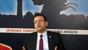 İncenin Örgüt çözer sözü, Antalyada delegeleri hareketlendirdi