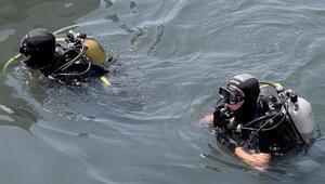 Kadıköyde denize düşen kişi kayboldu