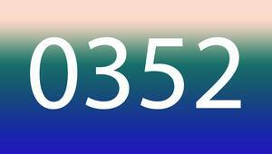 0352 nerenin telefon alan kodu