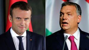 Macron'un görevden aldığı büyükelçiye Orban'dan devlet liyakat nişanı