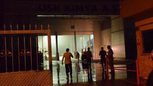 Aydında, fabrikada kazan patladı: 4 işçi yaralı