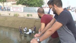 İnşaat işçisi serinlemek için girdiği sulama kanalında boğularak can verdi