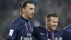 Zlatandan Beckhama ilginç teklif