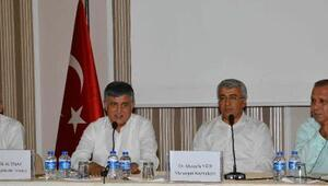 MATSOda imar barışı toplantısı