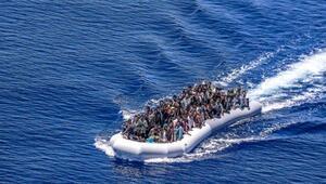 Akdenizi aşmaya çalışan her 7 göçmenden biri hayatını kaybetti