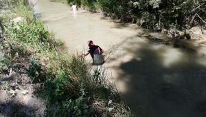 Darendede kanala düşen minik Öykü boğuldu