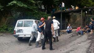 Zonguldakta maden ocağında göçük: 2 işçi mahsur