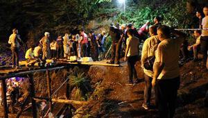 Son dakika: Zonguldakta maden ocağında göçük: 2 işçi hayatını kaybetti