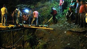 Zonguldakta maden ocağında göçük: 2 ölü/Ek fotoğraflar